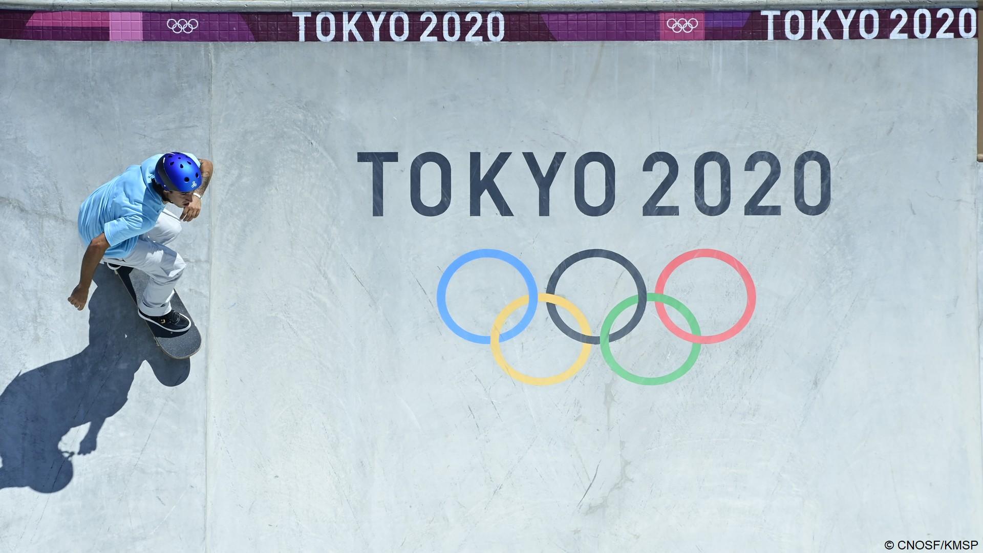 Tokyo 2020 – Skateboard