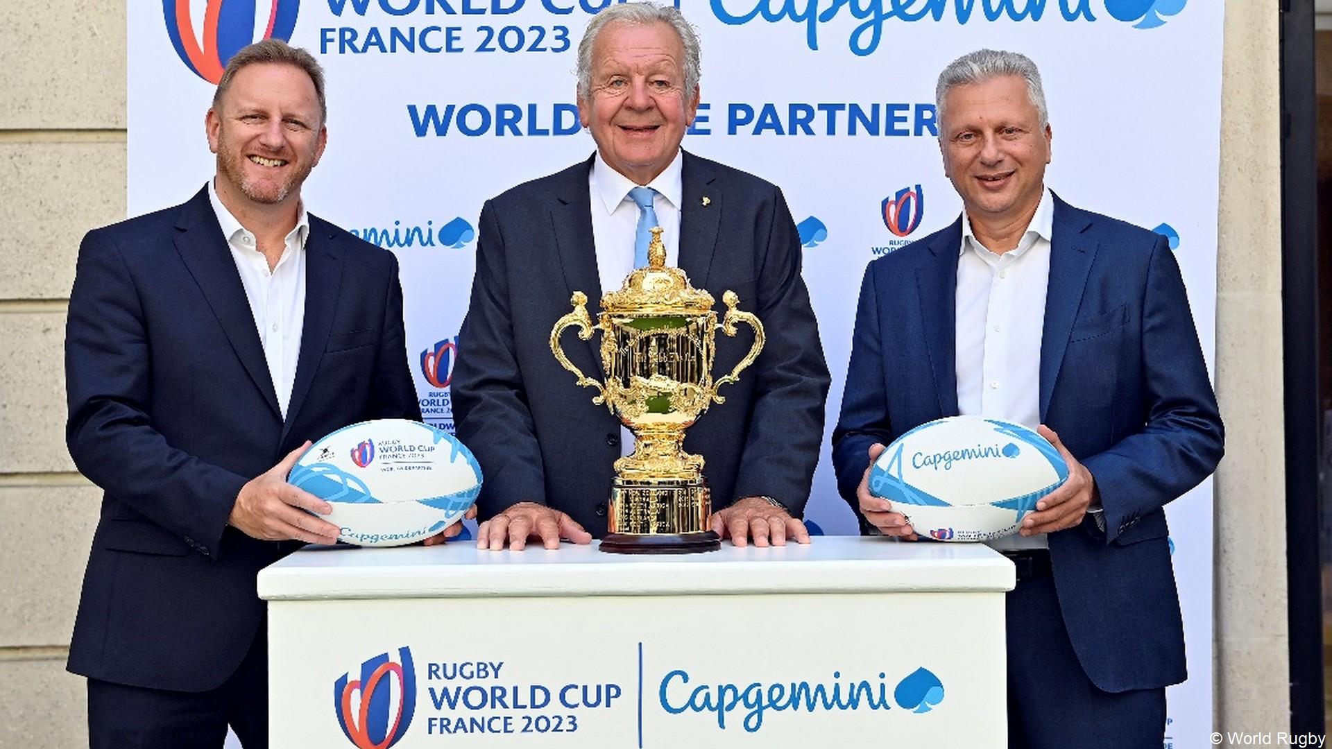 Capgemini x World Rugby France 2023 (rugby) 2021