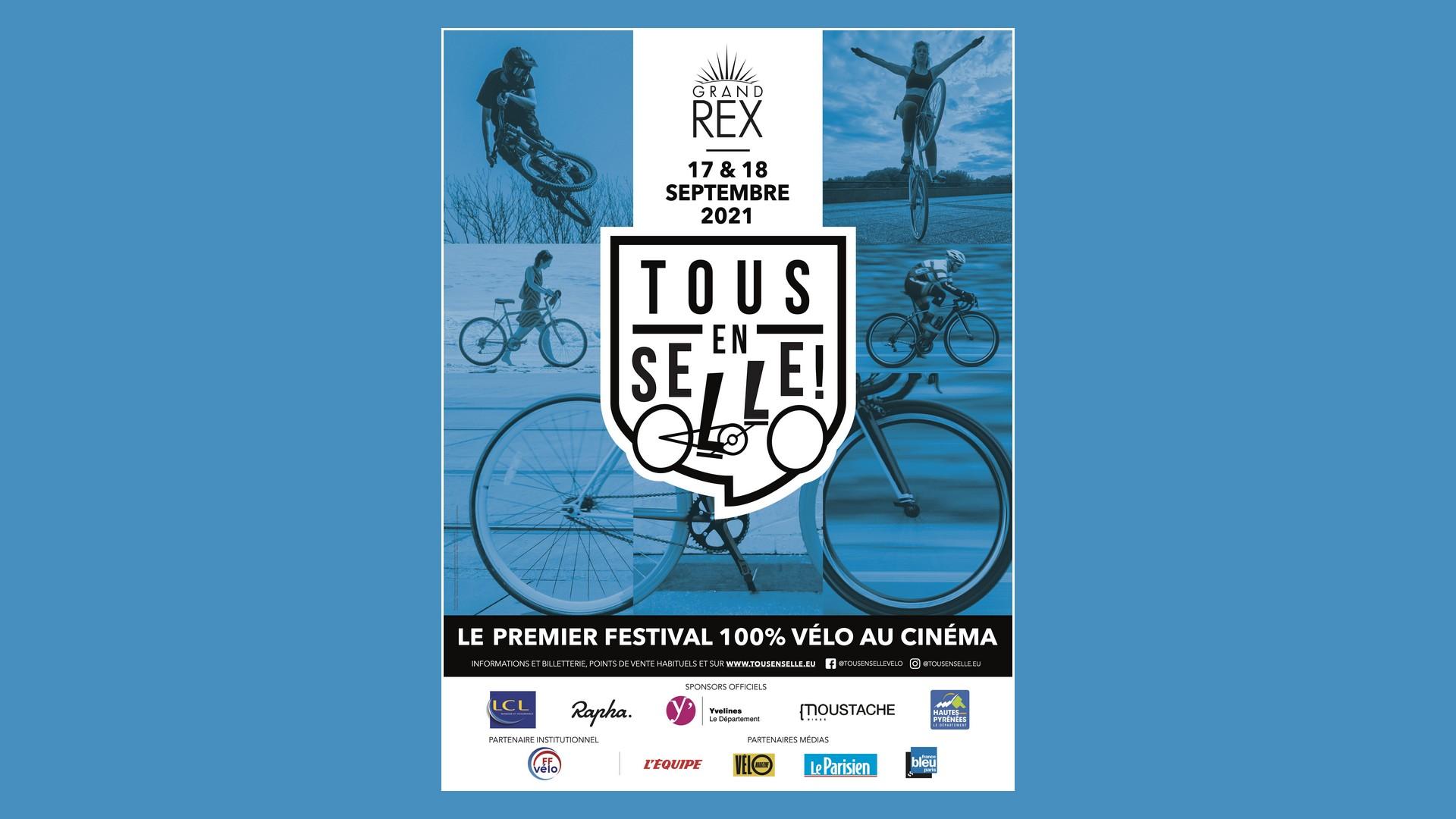 Cyclisme Festival Tous en Selle