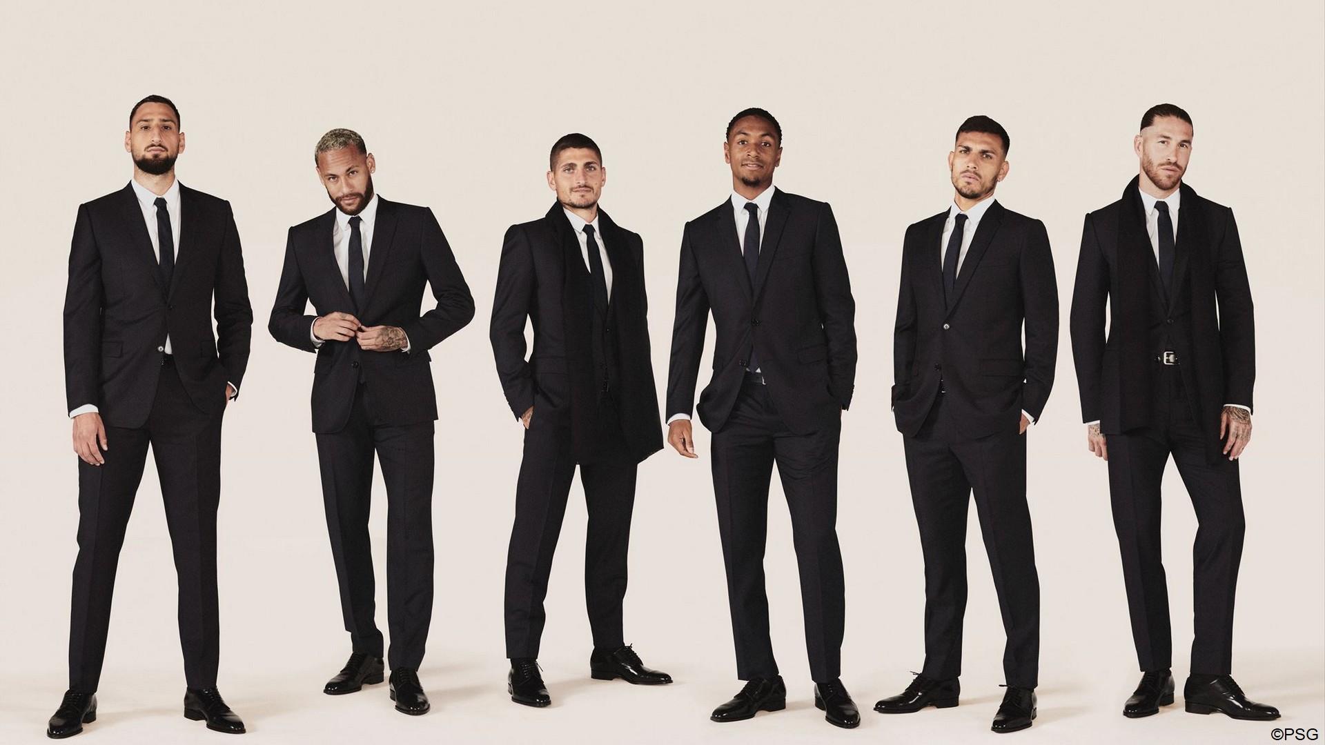 Dior x PSG (football) 2021