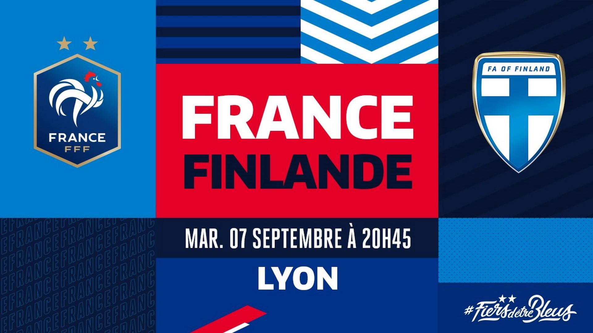 Football – France Finlande TF1
