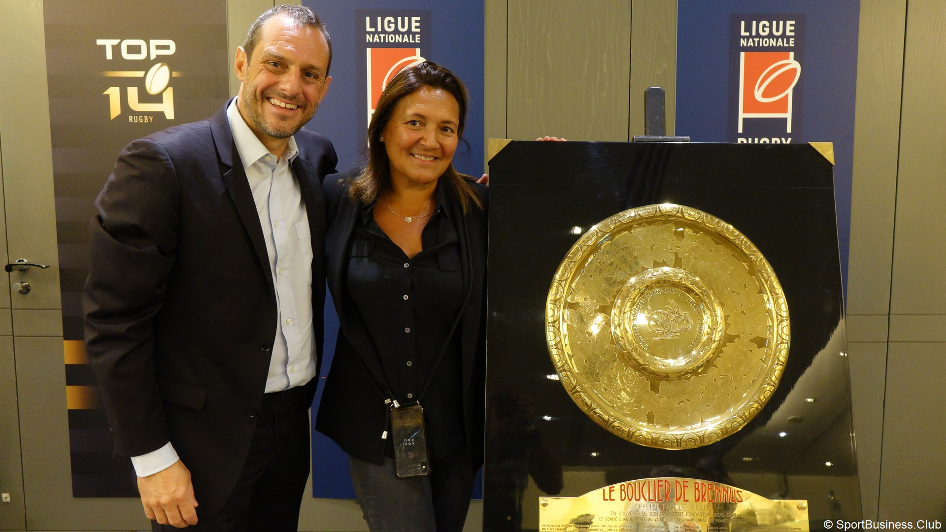 GMF Marie Jo Ninine x Thibaut Chatelard LNR (rugby)
