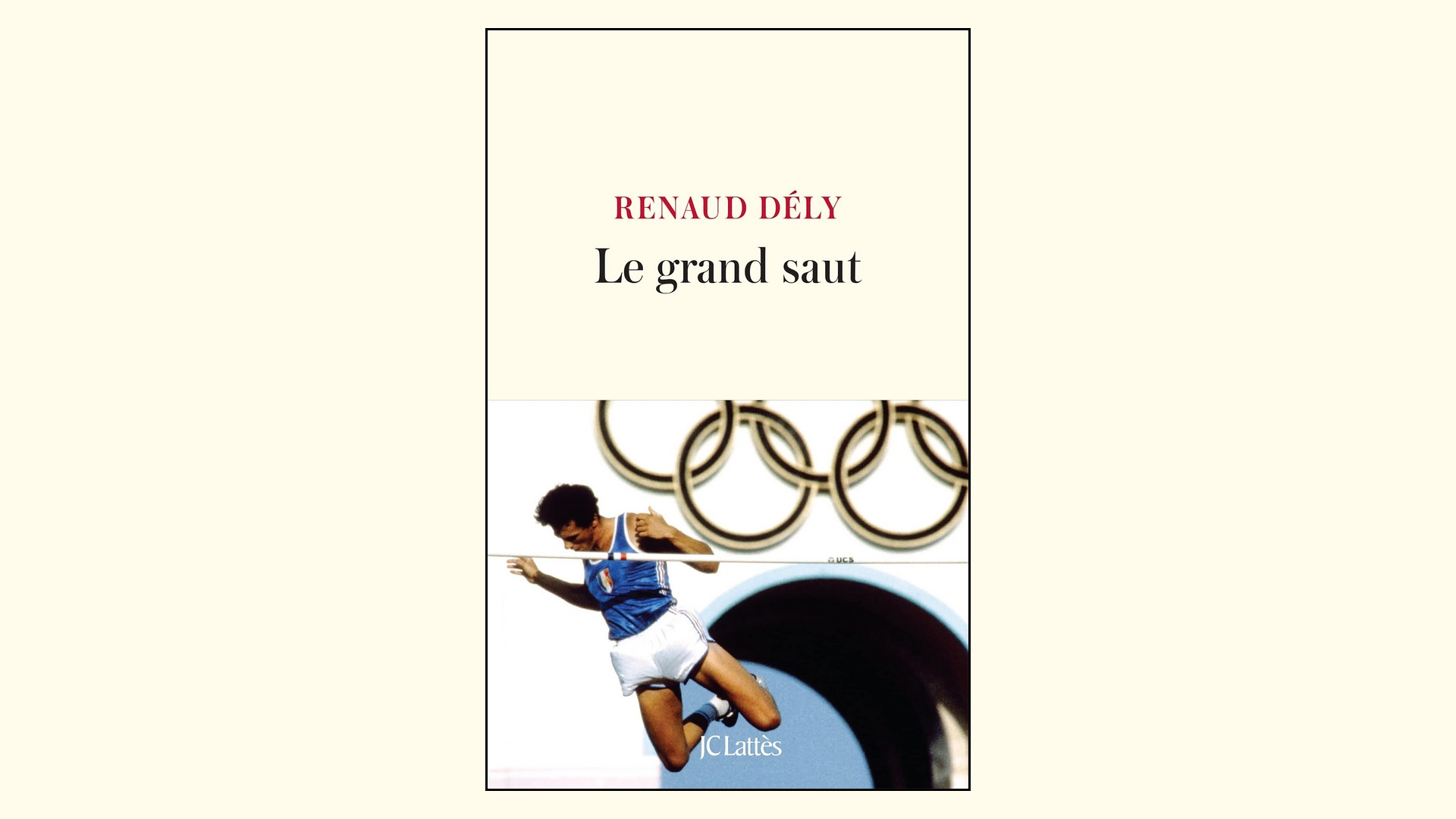 Livres – Le grand saut – Renaud Dély (2021)