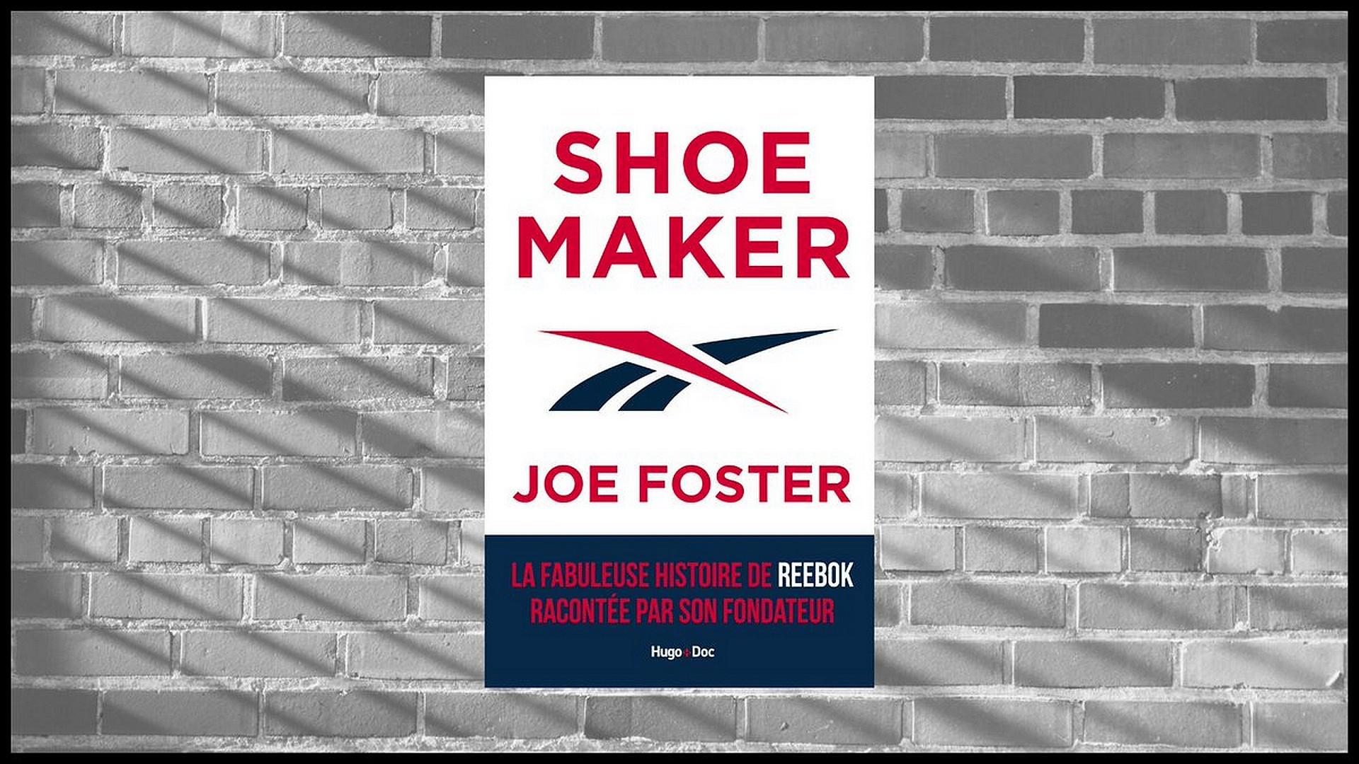 Livres – Shoe Maker – Joe Foster (2021)