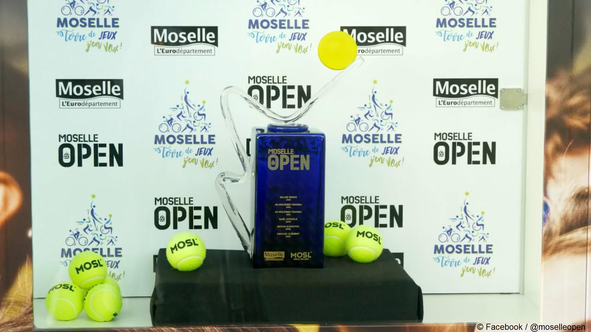 Moselle Open – Logo 2021