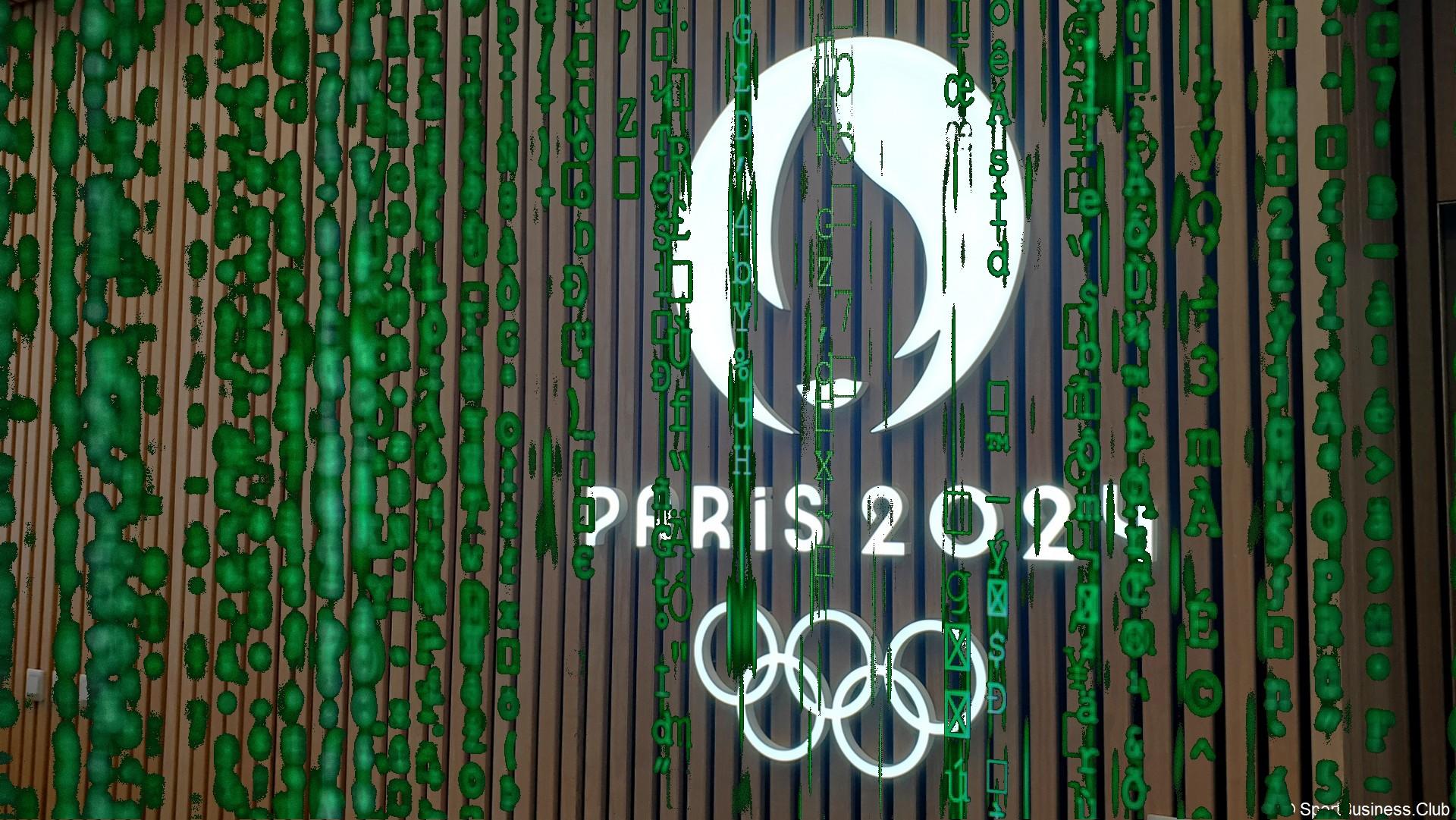 Paris 2024 Cybersécurité