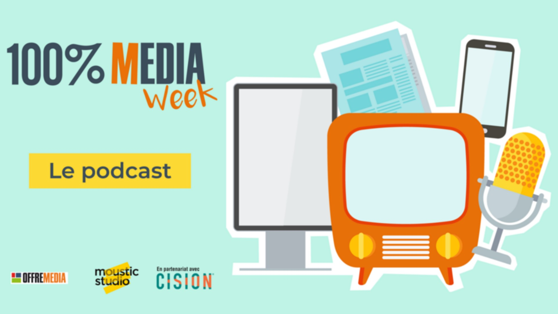 Podcast 100% Media