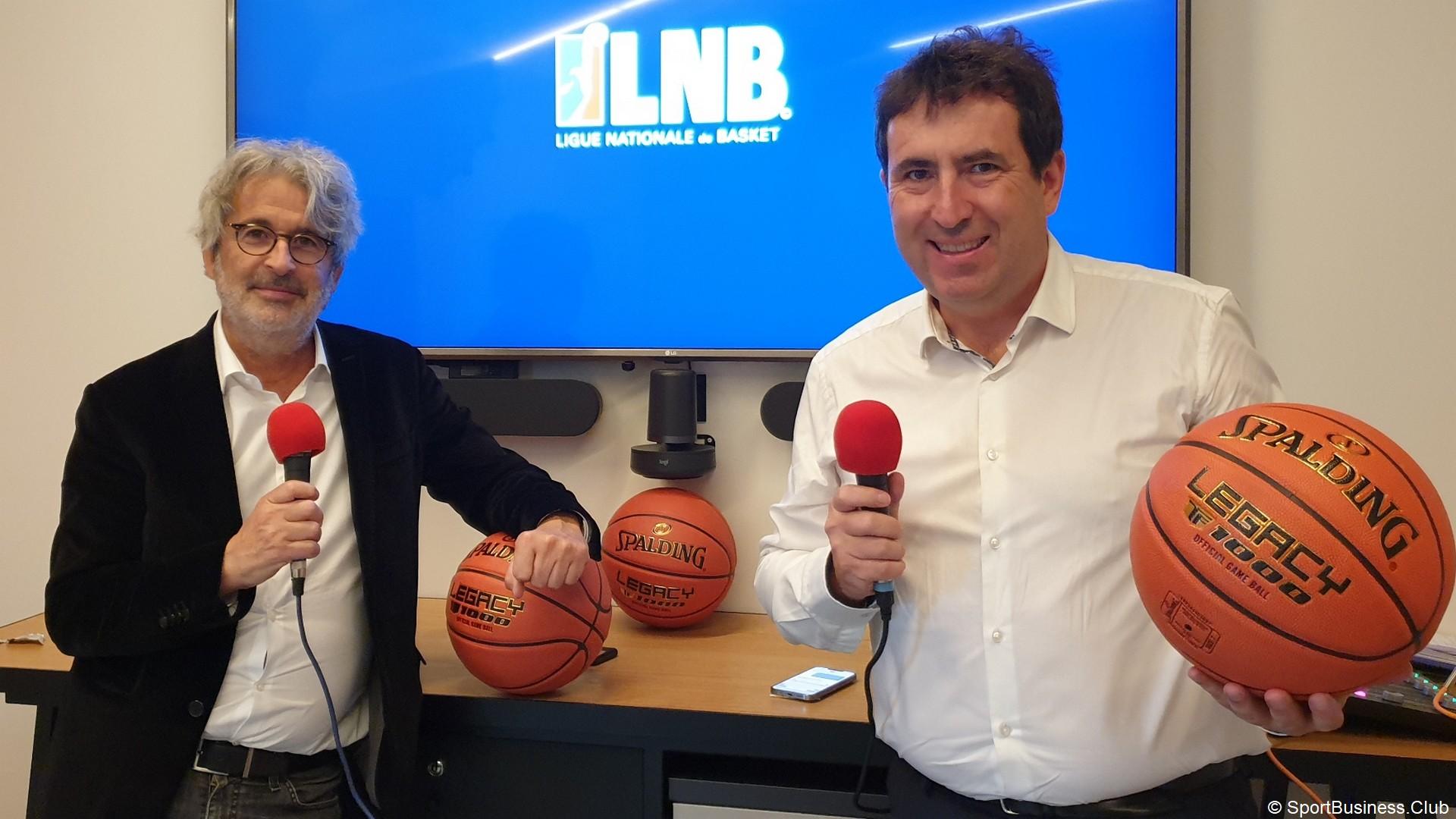 Podcast Nicolas Béraud Betclic Michel Mimran LNB