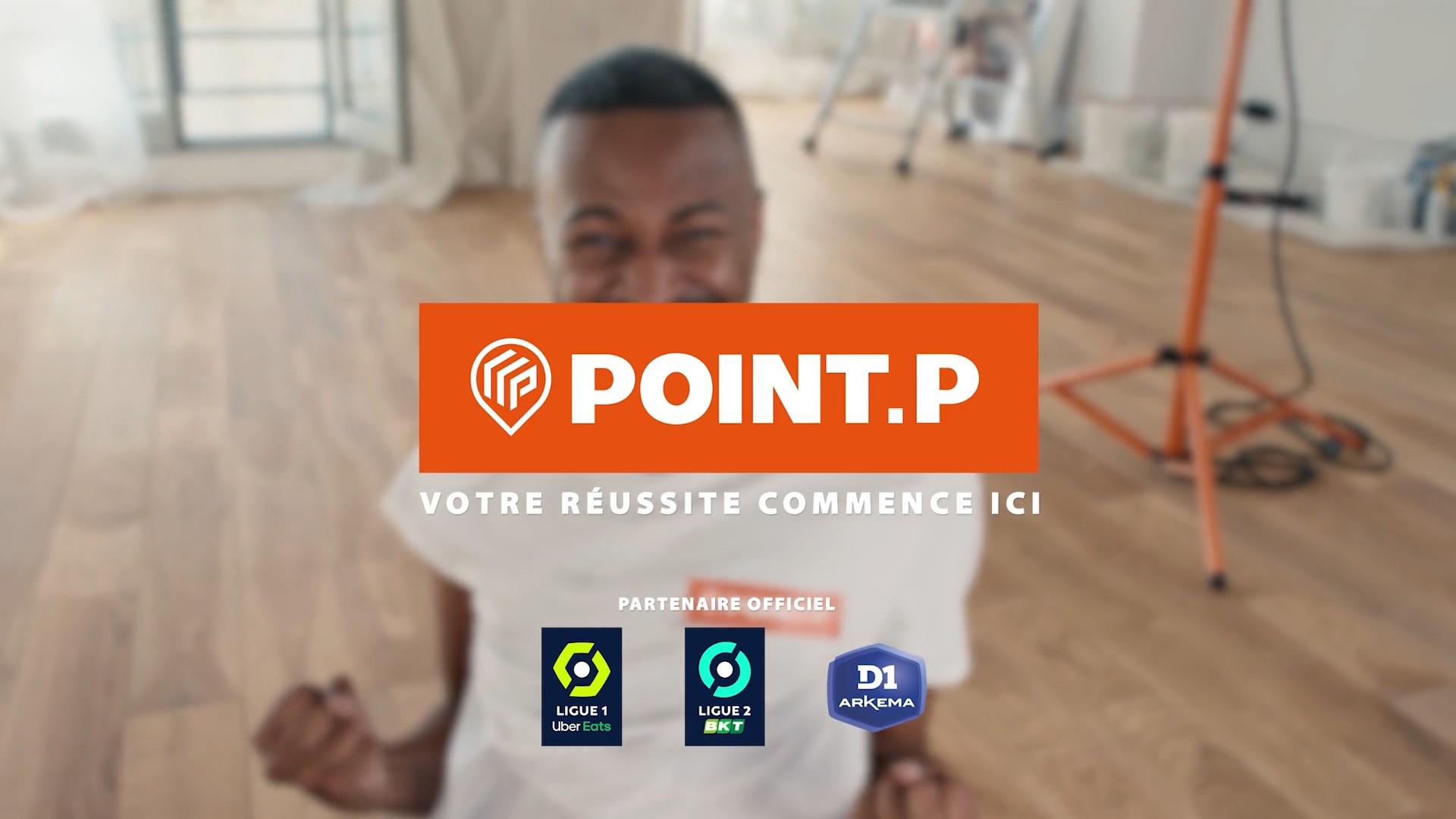 Point P x Ligue 1D1 (football) 2021