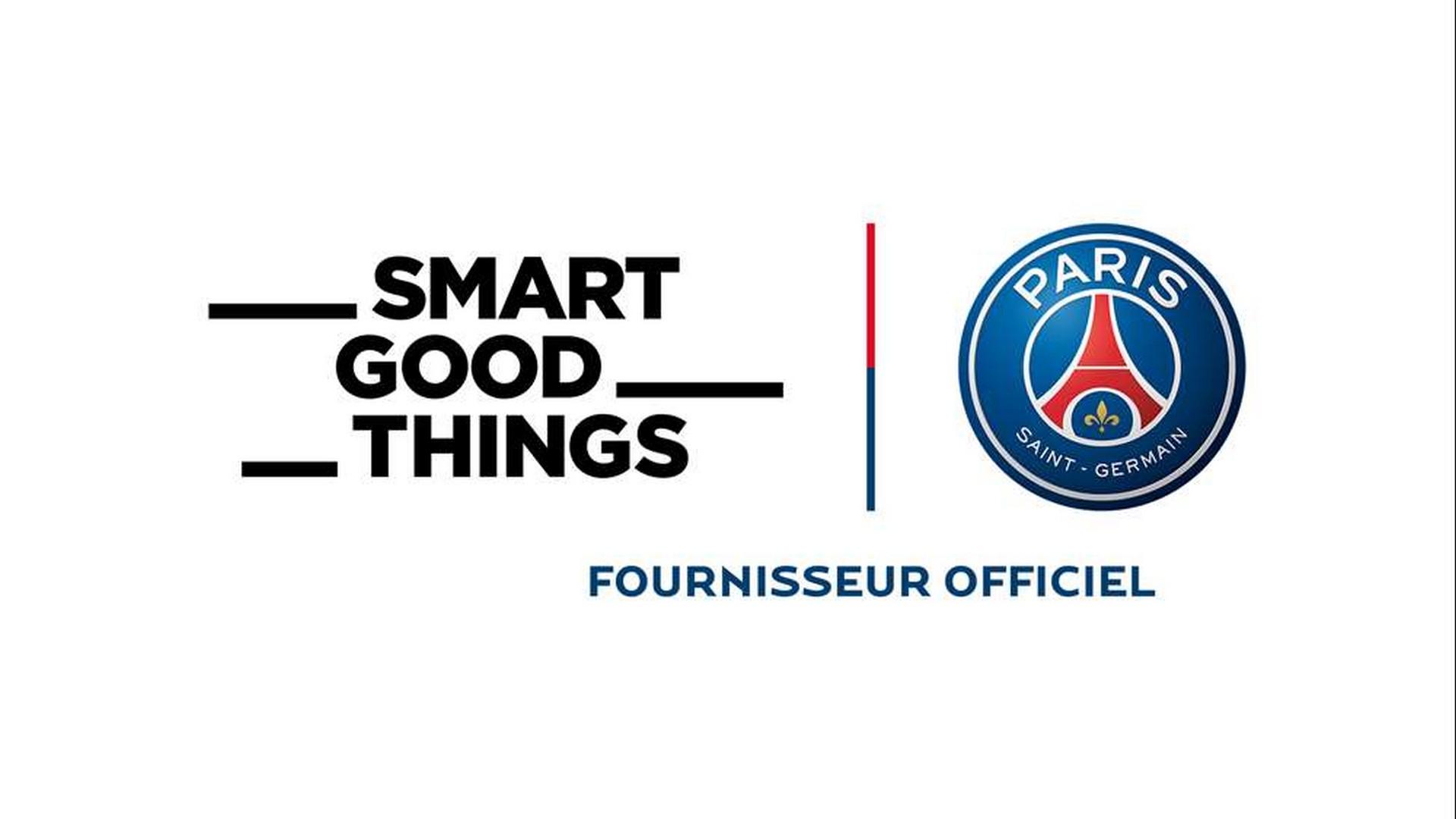 Smart Good Things x Paris Saint Germain (football) 2021