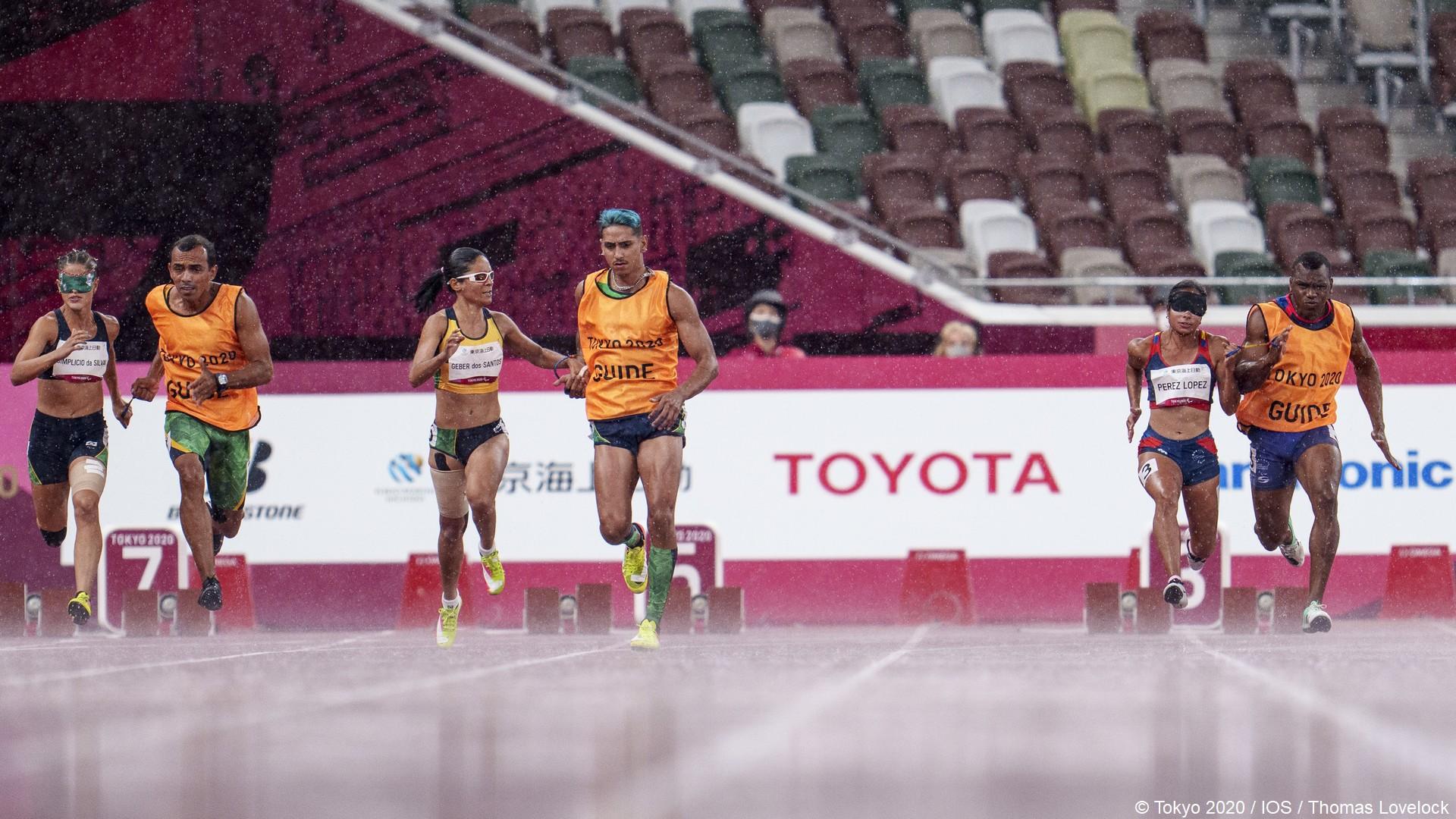 Tokyo 2020 – Paralympiques (15) Athlétisme