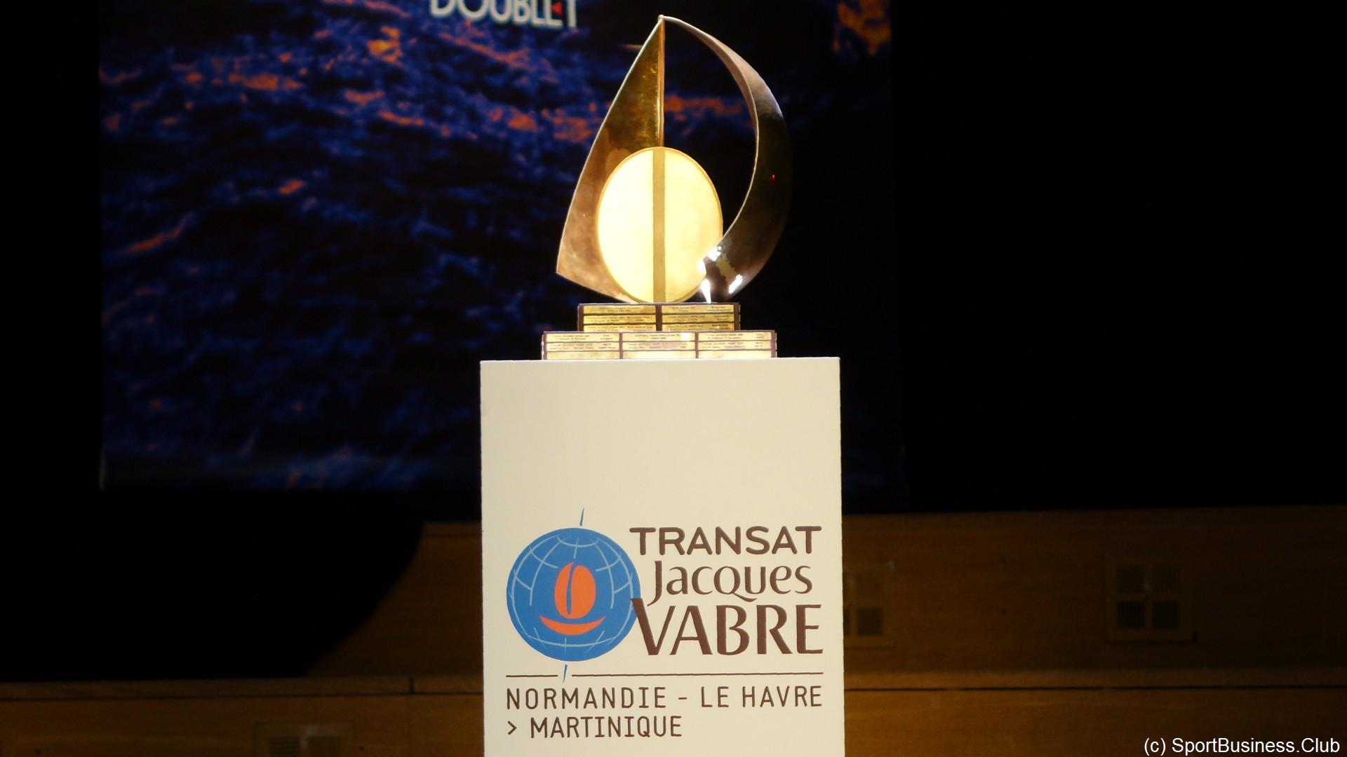 Transat Jacques Vabre (1) Trophée