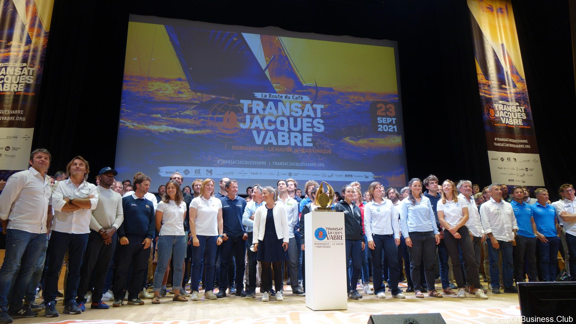 Transat Jacques Vabre – skippers