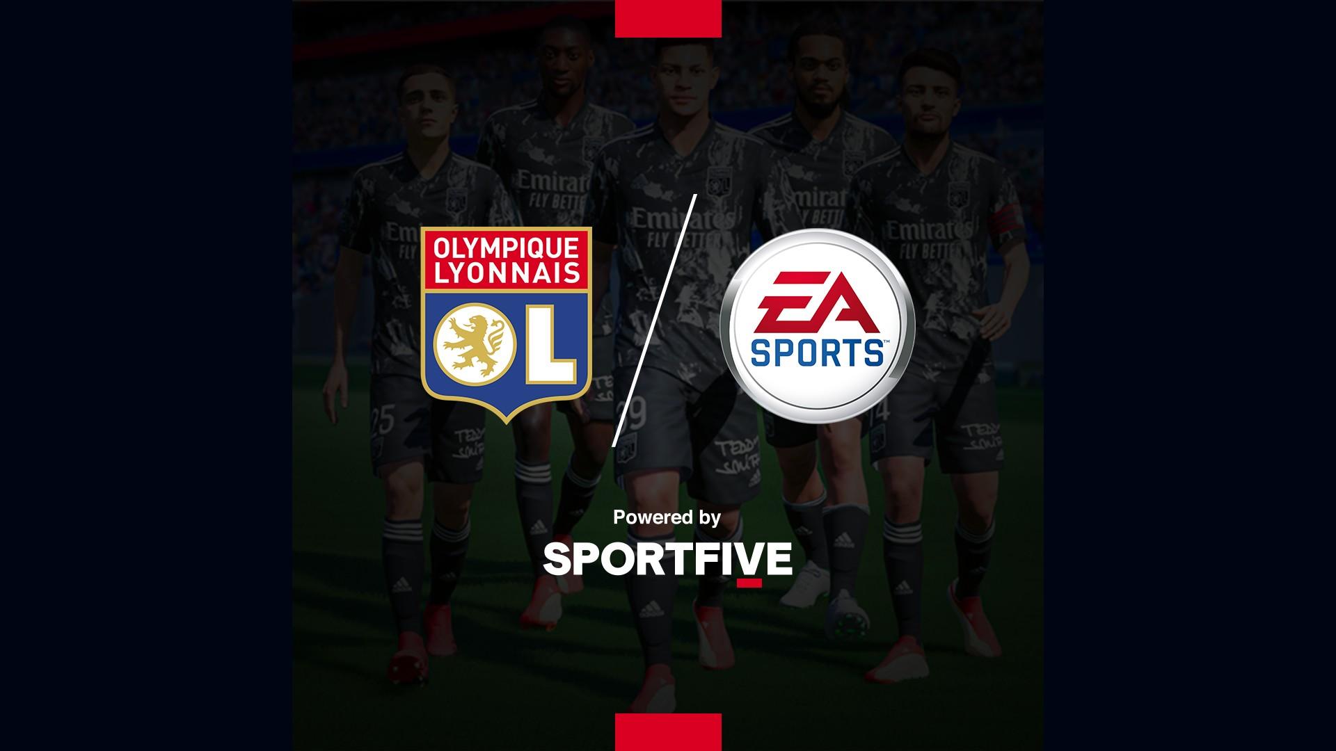 EA Sport x OL (football) 2021