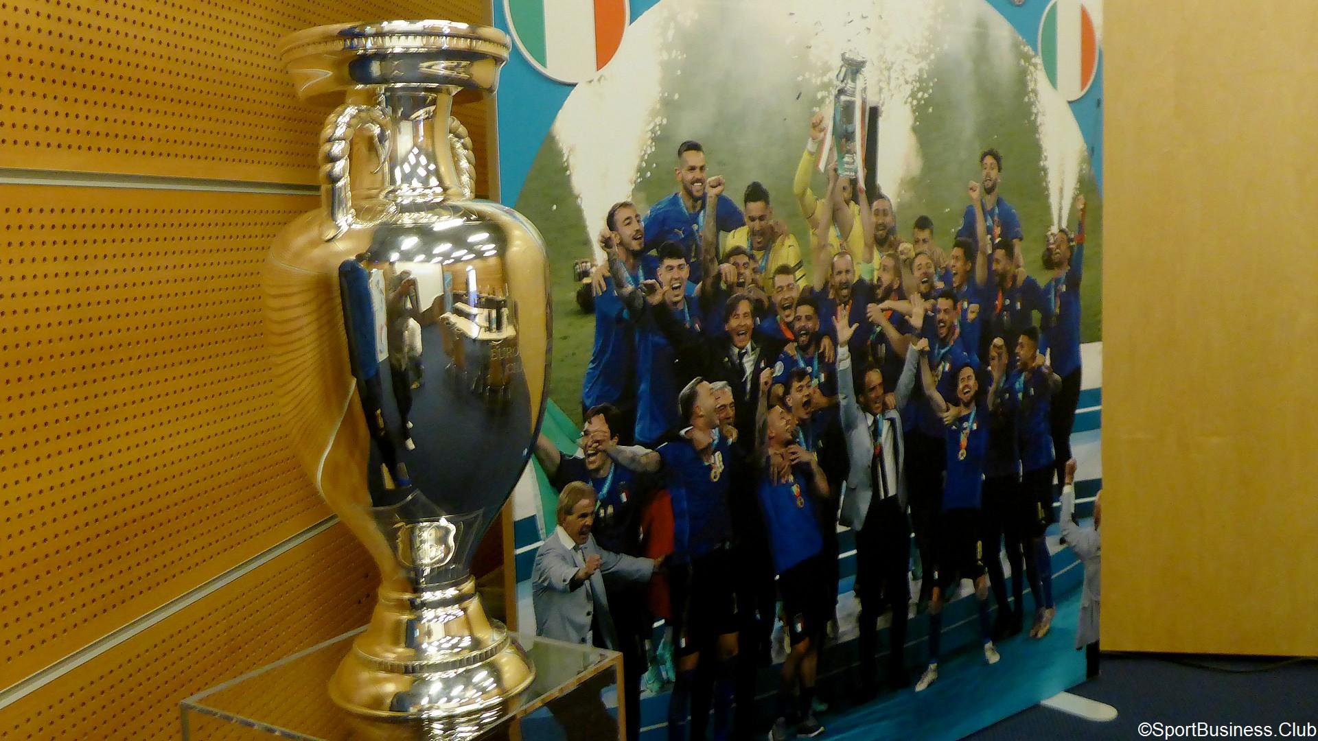 Football – Euro Coupe Delaunay (1)