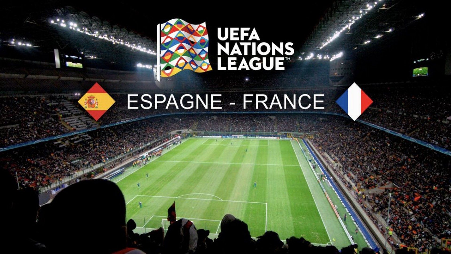 M6 – Football Espagne France