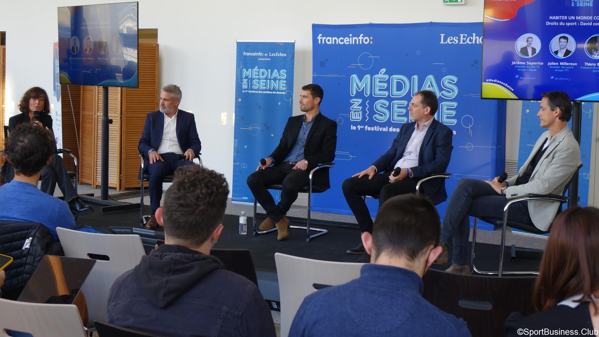 Médias en Seine (2) 2021