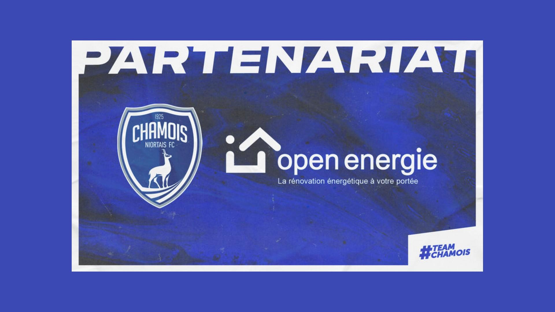 Open Energie x Niort (football) 2021