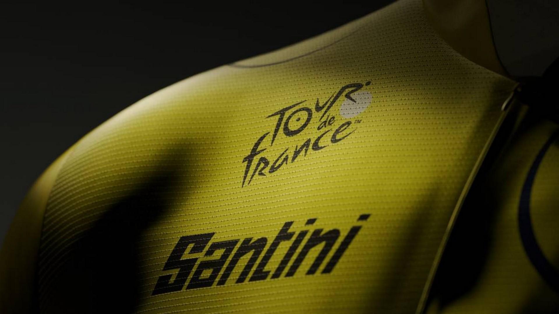 Santini x Tour de France (cyclisme) 2021