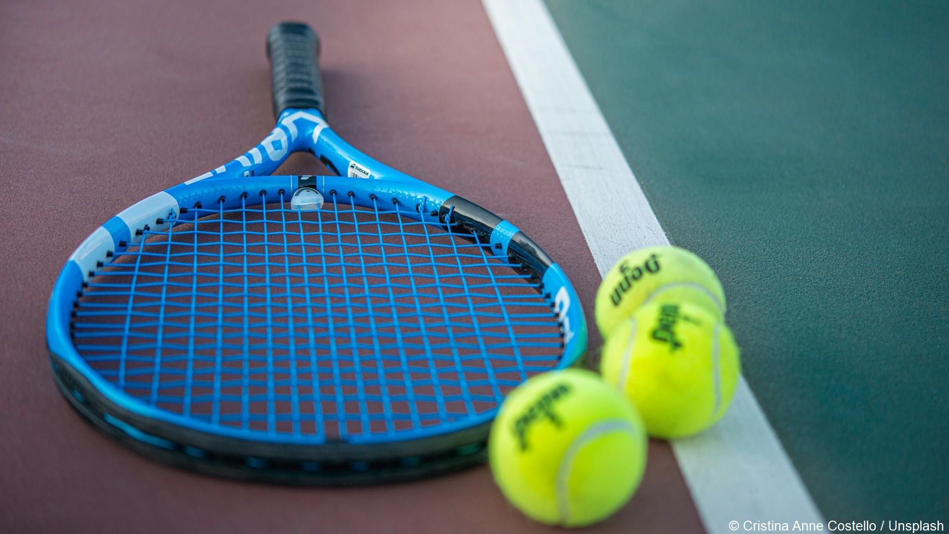 Tennis générique (c) Cristina Anne Costello Unsplash
