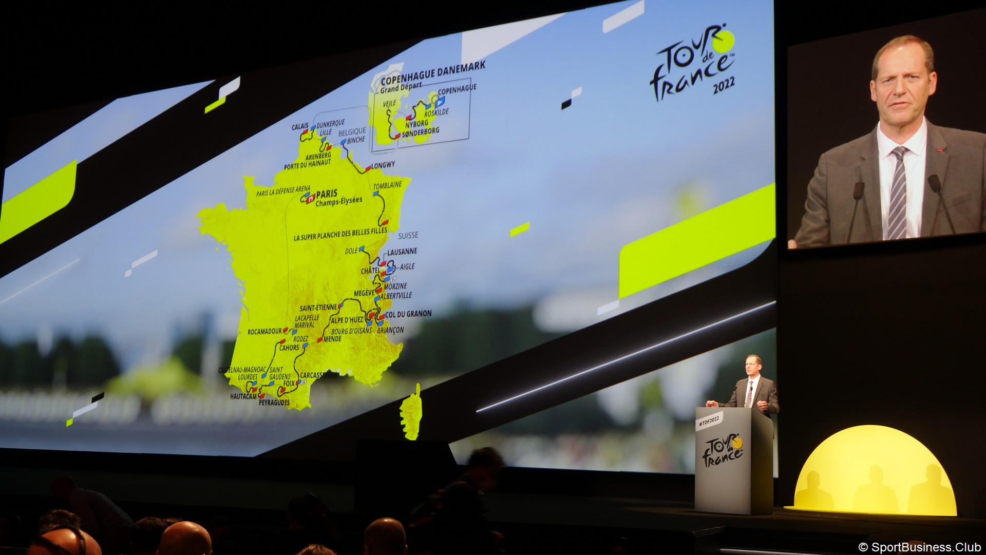 Tour de France 2022 (1) Présentation